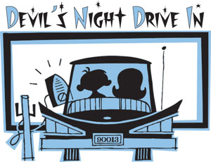 Devil's Night Drive-In